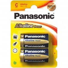 Αλκαλική Μπαταρία Panasonic Alkaline Power C 1.5V